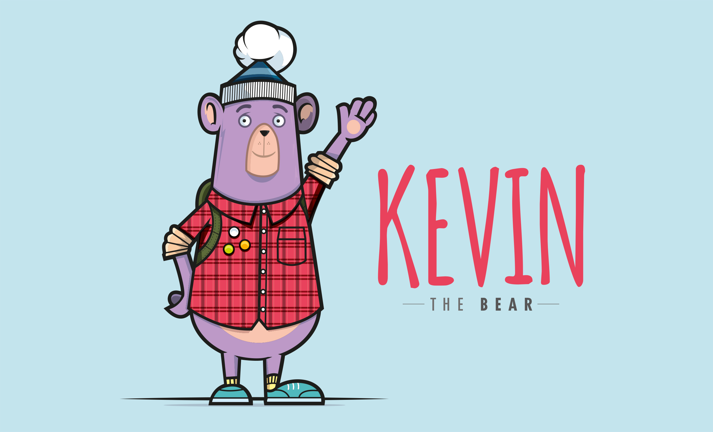 Illustration_Kevin