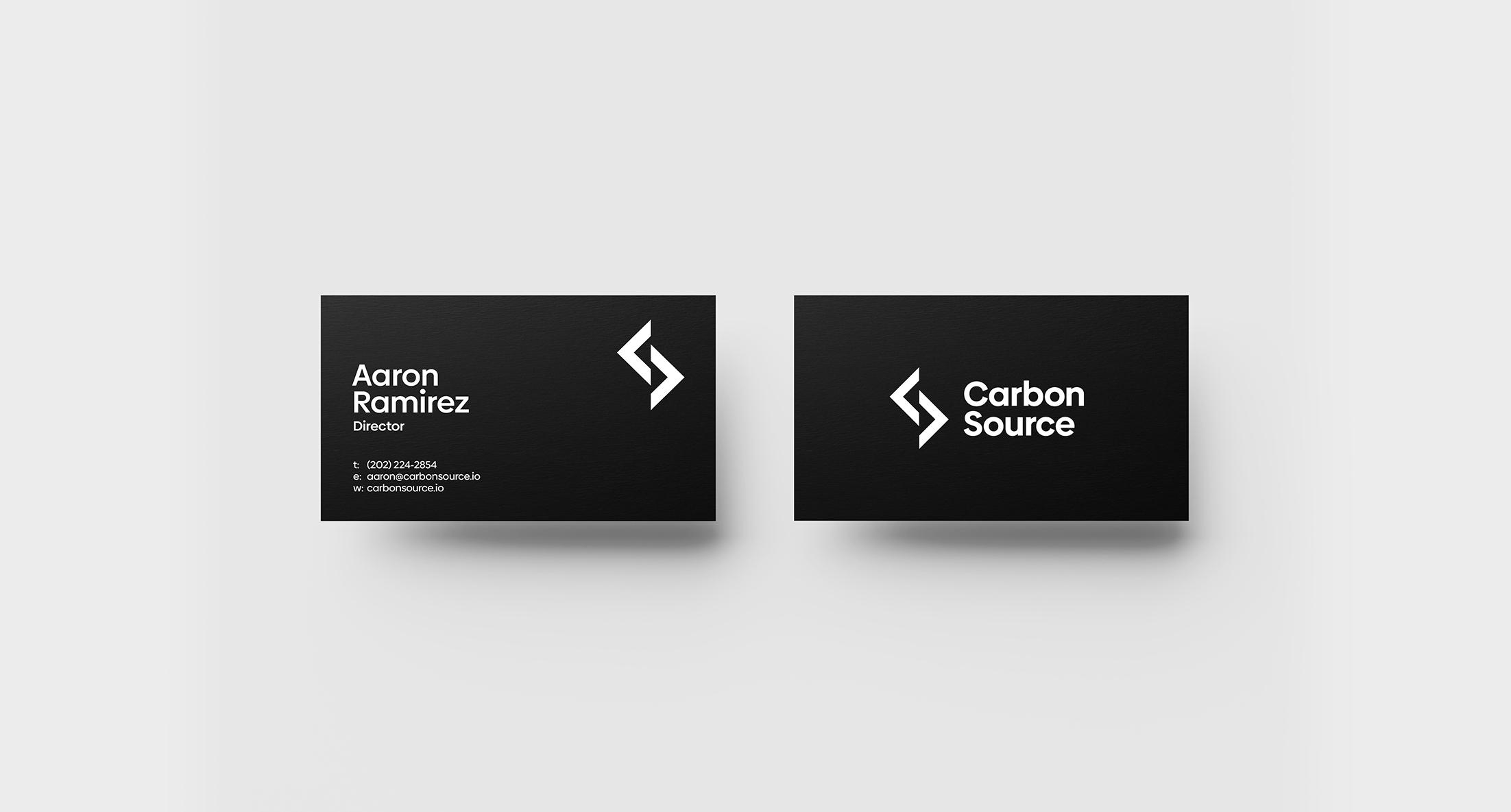 Carbon Source by Dan Bailey